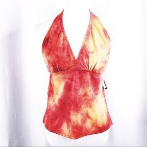 Popina Woman's Tankini TOP ONLY Size Large
